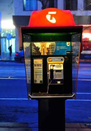 Telstra have pulled out of a plan to replace their payphones with internet webphones.