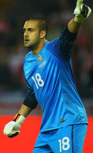 Reading's No. 1: Adam Federici.