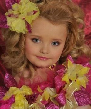 Alana Thompson  - also known as Honey Boo Boo and even Honey Boo Boo Child.