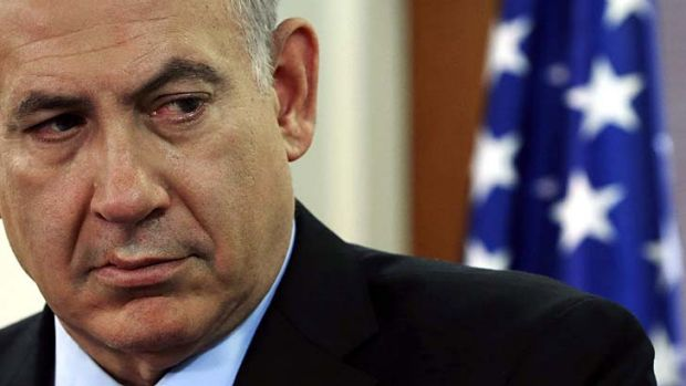 "Attacks a ""very serious incident"" ... Israel's Prime Minister Benjamin Netanyahu."