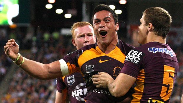 Broncos backrower Alex Glenn