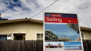 Troubled waters: Beachside areas are reporting higher rates of mortgage delinquency.