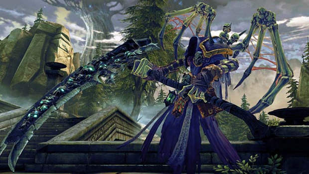 Another screenshot from Darksiders 2.