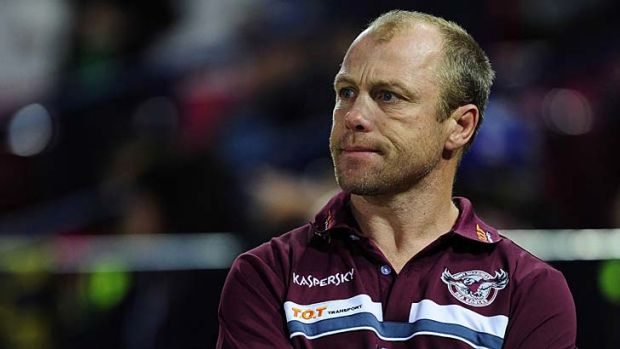 Respect ... Manly coach Geoff Toovey feels the Broncos are dangerous.