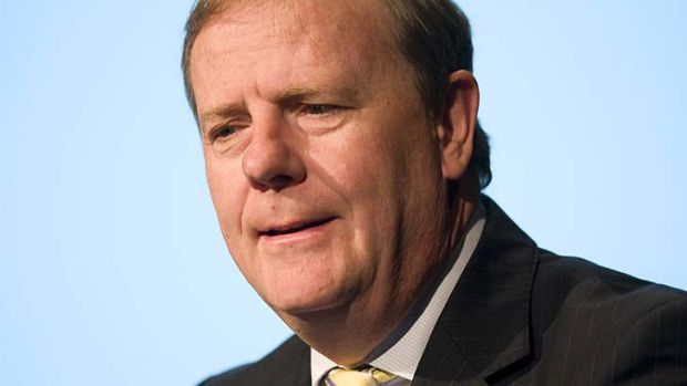 """Duty to inform"" ... Peter Costello."