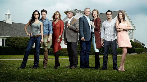 The cast of <i>Dallas</i> redux.
