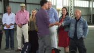 First glimpse of 'celebrity' refugee show (Video Thumbnail)