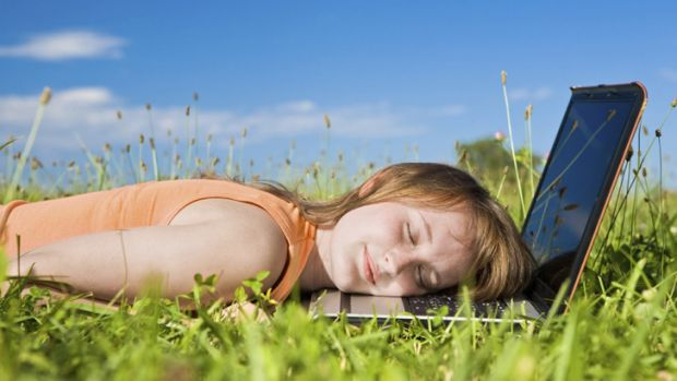 Like jet lag ... the body can take several weeks to adjust to increased sunlight.