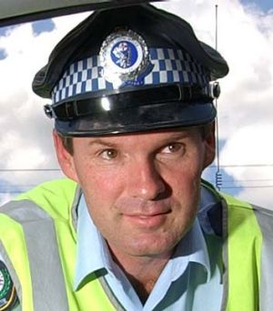 Murdered during a routine stop: David Rixon.