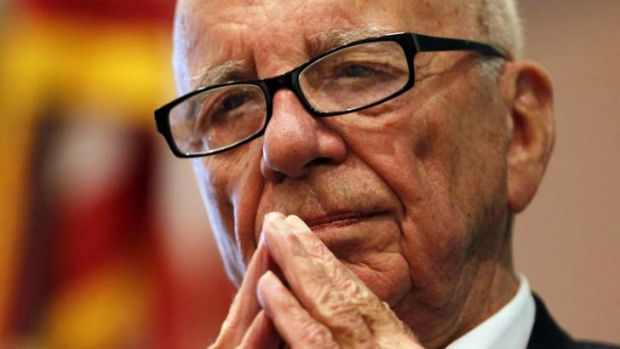 "Rupert Murdoch ... an ""astonishingly cold man""."