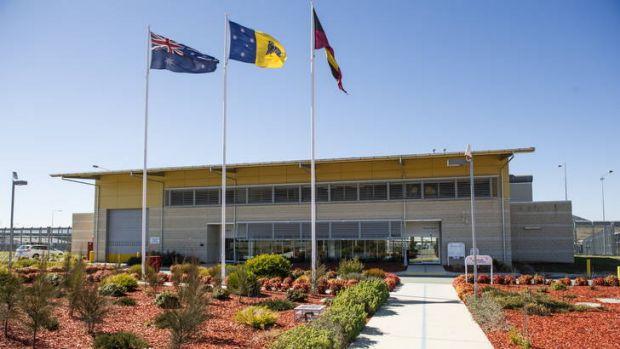 The Alexander Maconochie Centre.