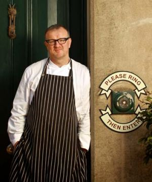 Michael Ryan of Beechworth restaurant Provenance is named <i>The Age Good Food Guide's</i> Chef of the Year.