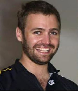 Cyclist Tim Anderson, 26, was fatally run down in Cottesloe. <i>Photo: Channel Ten.</i>