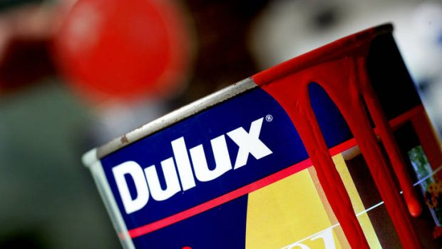 As Insider sees it, Dulux yesterday pointed a paint gun at the head of Alesco directors.