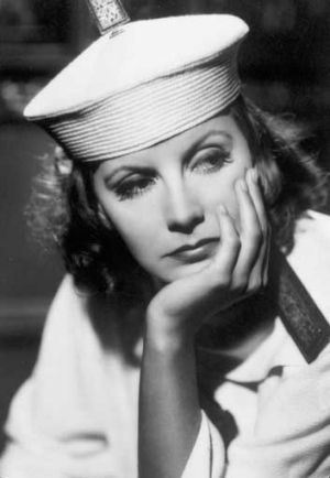 Greta Garbo in 1929. Close friends with Gayelord Hauser, Garbo was a vegetarian ahead of her time.