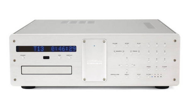 Krell Cipher Super Audio CD player.