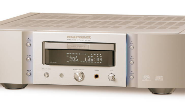 Marantz SA15S2 Super Audio CD player.