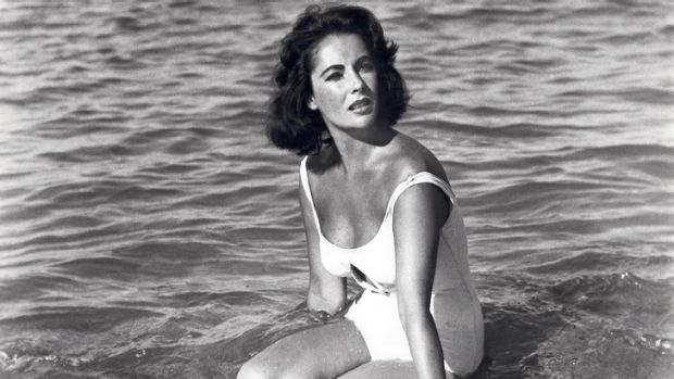 High fat diet ... famously curvaceous Elizabeth Taylor stars in 1959 film Suddenly Last Summer.
