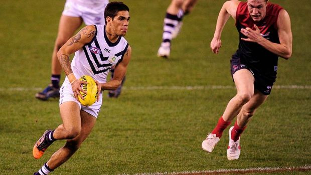 Sent back to Swan Districts earlier in the year for being unfit, Michael Walters is now an integral part of the Dockers' ...
