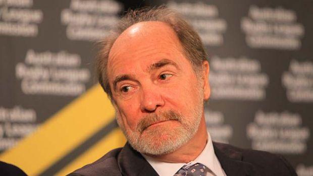 ARLC Chairman ... John Grant