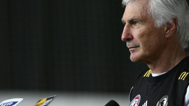 Buyer beware... Mick Malthouse is a risky proposition for Carlton.
