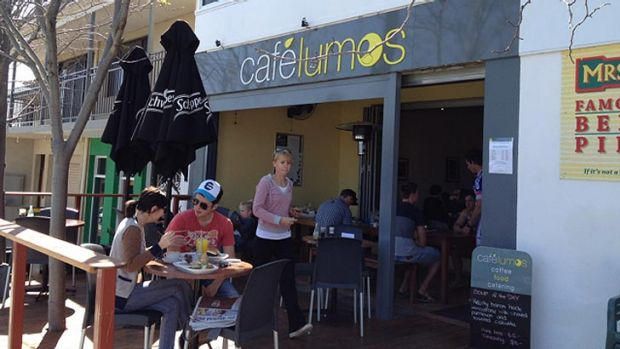 Nestled away in White Gum Valley, Cafe Lumos is a hidden gem and a pleasant surprise.