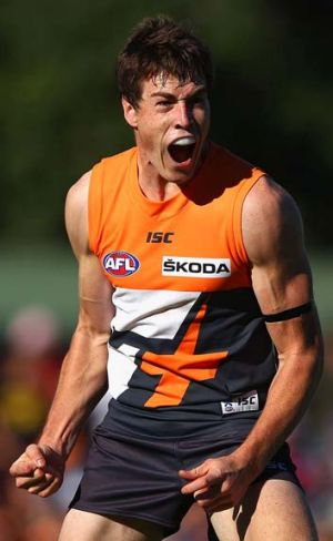 2 JEREMY CAMERON (GWS) Has kicked 29 goals, 14 more than any other GWS player. Averages 1.9 marks inside 50 a game ? ...