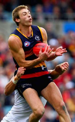 1 DANIEL TALIA (Adelaide) First at Adelaide and fourth in the AFL for spoils inside defensive 50. Third at the Crows for ...