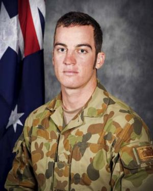 """Private Matthew Lambert died in Afghanistan. His mother, Vicki Pearce, has """"mixed feelings"""" on the withdrawal of ..."""