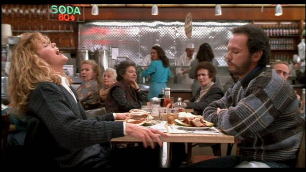 Katz's Deli in New York has a starring role in the 1989 movie <i>When Harry Met Sally</i>.