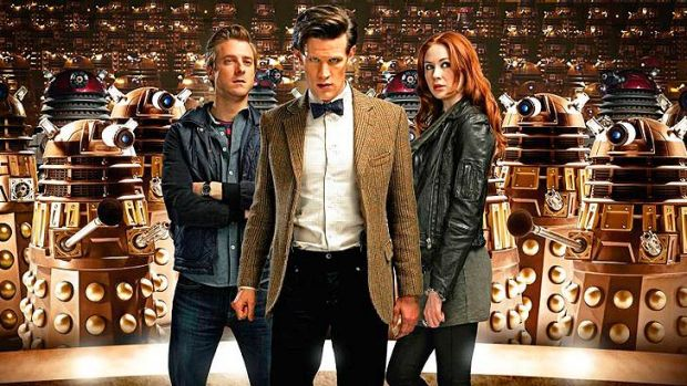 The new <i>Dr Who</i> episode set a record for the ABC's iView platform.