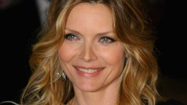 Michelle Pfeiffer has joined swelling ranks of A-listers by giving up all meat and dairy products.