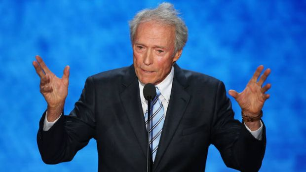 Clint Eastwood's speech at the Republic Party Convention had been dissected on Twitter before it had even finished.