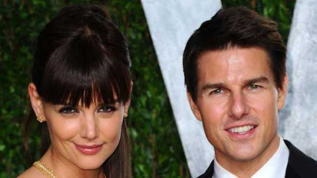 Was Katie Holmes' marriage to Tom Cruise the fruit of an exhaustive search by Scientologists?