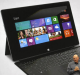 Microsoft Corp chief executive officer Steve Ballmer launches the company's Surface tablet in June.