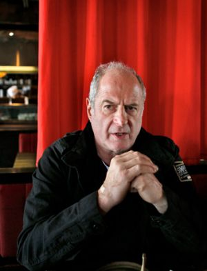 Synonymous with Frontier Touring ... Michael Gudinski.