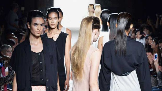 4 Corners Of A Circle kicks off New York Fashion Week S/S 2013 with style - but the big-name designer shows will get ...
