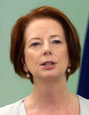 """These statements ... on behalf of ACL are totally unacceptable"" ... Julia Gillard."