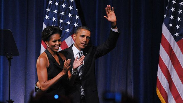 Would Barack still be POTUS without Michelle?