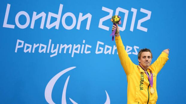 Rio calling: Matt Cowdrey could chase more gold.