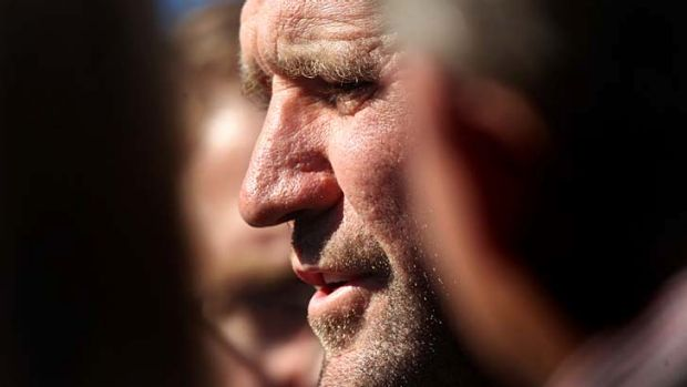 """I told you they [Manly and Melbourne] were the benchmark sides, but no one believed me"" ... Bulldogs coach Des Hasler."