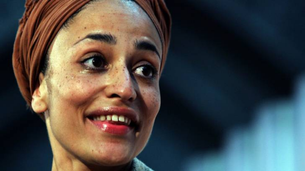 British author Zadie Smith finds blocking access to the internet helps her productivity.