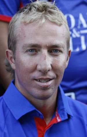 Familiar face … new Roosters coach Trent Robinson.