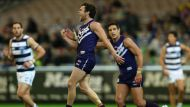 Fremantle stuns Geelong with maiden Melbourne finals win (Video Thumbnail)