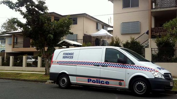 A man's body has been found in a Moorooka home.