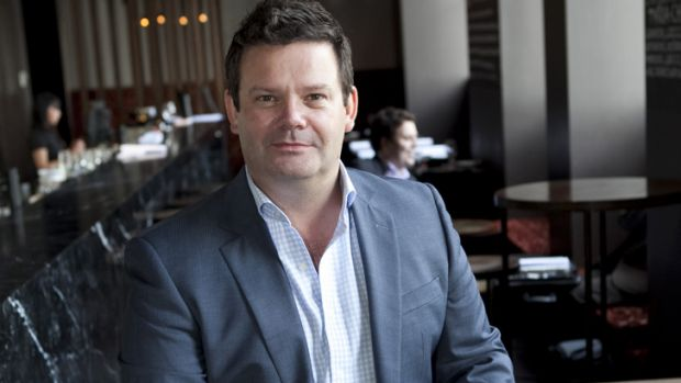 Hot water ... Melbourne chef and restaurateur Gary Mehigan.
