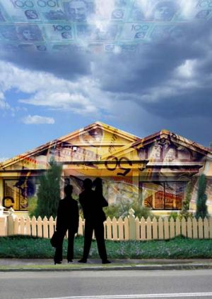 Worth asking … lenders are keen to offer good rates to keep their mortgage customers. <i>Photo-illustration: Peter ...