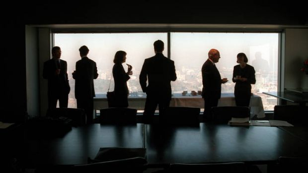 In general, gender equality is not reached on a board until women constitute 95 per cent of staff.