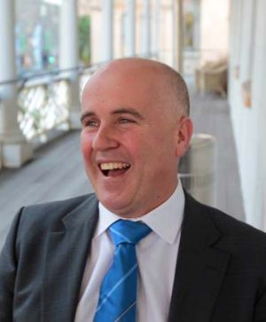 Adrian Piccoli ... questioned for more than two hours.