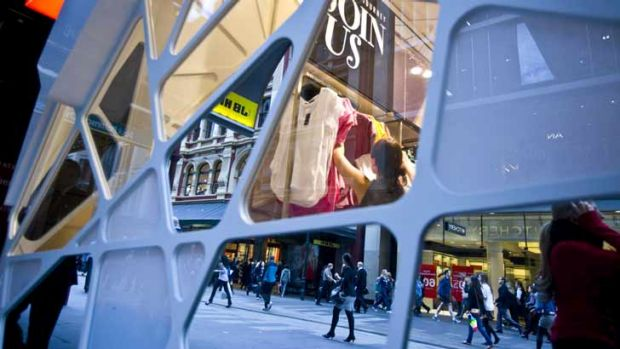 The practice of 'showrooming' - where shoppers touch and feel merchandise in stores and buy it online if it's cheaper - ...